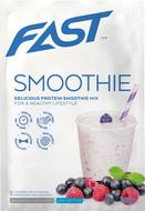 Kuva tuotteesta Fast Protein Smoothie Mix Vadelma-Mustikka, 30 g