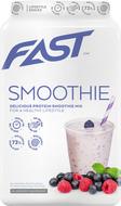 Kuva tuotteesta Fast Protein Smoothie Mix Vadelma-Mustikka, 500 g