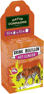 Kuva tuotteesta Natur Compagnie Luomu Drink Bouillon Hot Ginger