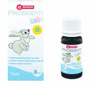 Kuva tuotteesta Bioteekin Probiootti Baby + D3