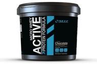 Kuva tuotteesta Self Omninutrition Micro Whey Active -jauhe, Stevia-Vanilja,