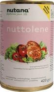 Kuva tuotteesta Nutana Nuttolene Maapähkinävalmiste