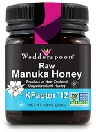 Kuva tuotteesta Wedderspoon Manuka-hunaja KF12, 250 g