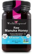 Kuva tuotteesta Wedderspoon Manuka-hunaja KF12, 500 g