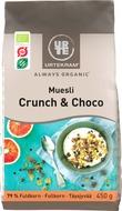 Kuva tuotteesta Urtekram Luomu Choco Crunch Mysli
