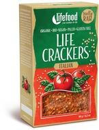 Kuva tuotteesta Lifefood Luomu Italialainen näkkileipä