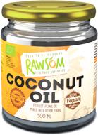 Kuva tuotteesta Rawsom Luomu Kookosöljy, 500 ml