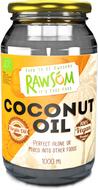 Kuva tuotteesta Rawsom Luomu Kookosöljy, 1000 ml