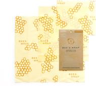 Kuva tuotteesta Bees Wrap Mehiläisvahakääre Lajitelma