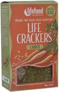 Kuva tuotteesta Lifefood Luomu Porkkanakeksit
