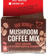 Kuva tuotteesta Four Sigmatic Instant Mushroom Coffee Cordyceps