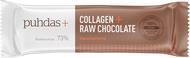 Kuva tuotteesta Puhdas+ Collagen Raakasuklaapatukka Hasselpähkinä