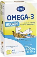 Kuva tuotteesta Lysi Omega-3 Family