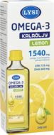 Kuva tuotteesta Lysi Omega-3 Lemon