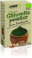Kuva tuotteesta Leader Natural Foods Luomu Klorellajauhe