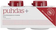 Kuva tuotteesta Puhdas+ Kasviperäinen D3-vitamiini 100 mikrog 2-pack