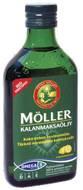 Kuva tuotteesta Möller Kalanmaksaöljy sitruuna