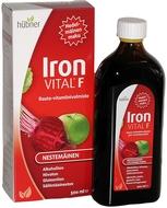 Kuva tuotteesta Iron Vital F nestemäinen rautavalmiste