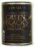 Kuva tuotteesta Green & Black Kaakaojauhe