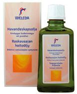 Kuva tuotteesta Weleda Raskausajan hoitoöljy