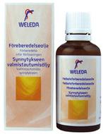 Kuva tuotteesta Weleda Synnytykseen valmistautumisöljy
