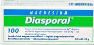 Kuva tuotteesta Magnesium Diasporal imeskelytabletit 100 mg
