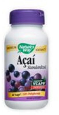 Natures Way Acai kapselit