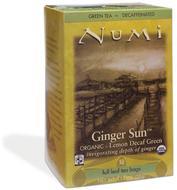 Kuva tuotteesta Numi Decaf Ginger Green Luomu tee
