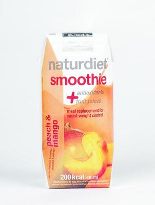 Naturdiet Smoothie Persikka & Mango